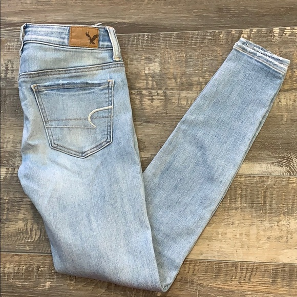 American Eagle outfitters jeans skinny jeans